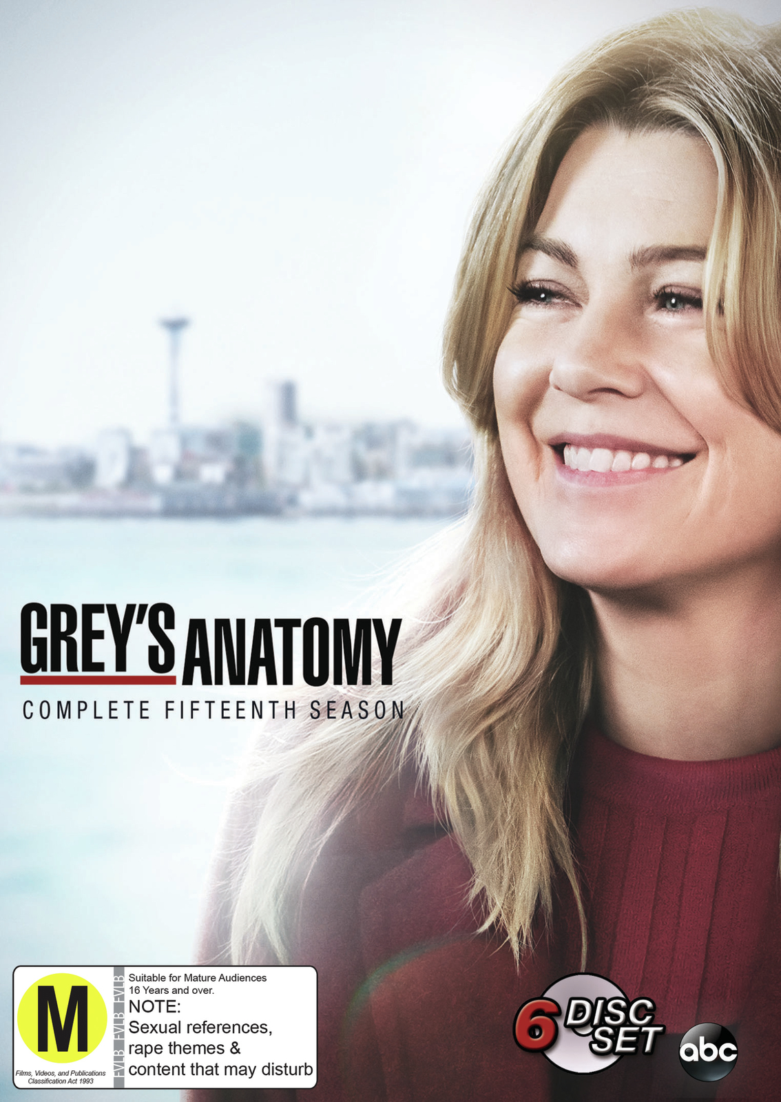 Grey's Anatomy: Season 15 on DVD image