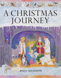 The Road to Bethlehem by Brian Wildsmith image