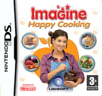 Imagine Happy Cooking for Nintendo DS image