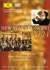 New Year's Concert 2004: Wiener Philharmoniker & Riccardo Muti on DVD