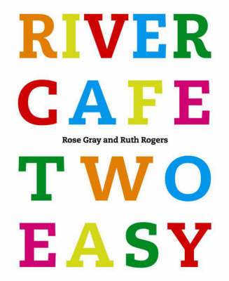 River Cafe Two Easy by Rose Gray image