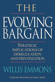 Evolving Bargain by Willis Emmons