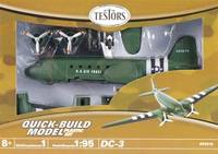 Testors Douglas DC-3 1/95 Model Kit