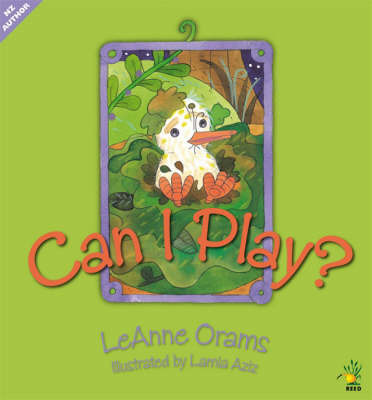 Can I Play? by LeAnne Orams