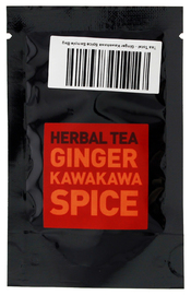 Tea Total - Ginger Kawakawa Spice Tea (Sample Bag)