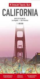 California Insight Travel Map image