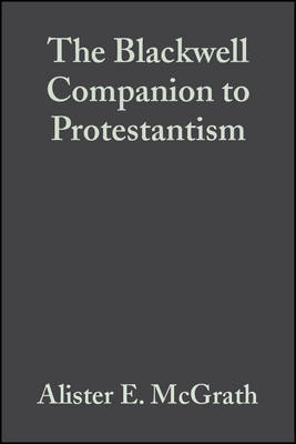 The Blackwell Companion to Protestantism image
