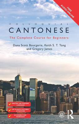 Colloquial Cantonese by Dana Scott Bourgerie image