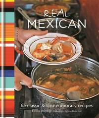 Real Mexican by Fiona Dunlop image