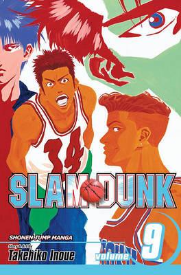 Slam Dunk, Vol. 9 by Takehiko Inoue