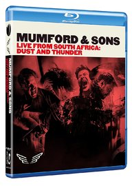 Live From South Africa: Dust & Thunder on Blu-ray