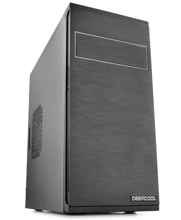 Deepcool FRAME Micro ATX Case with Simple Panel Design and Card-reader