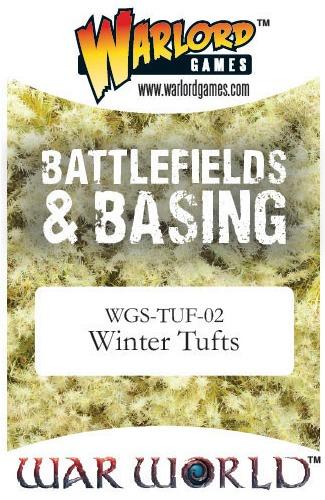 Warlord Scenics: Winter Tufts image