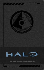 Halo Journal (Large) by Insight Editions