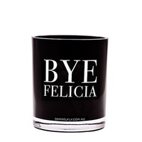 Bye Felicia Candle (Large, Black)