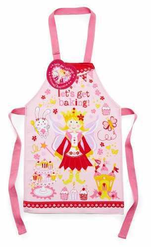 Cooksmart PVC Apron - Princess Cupcake