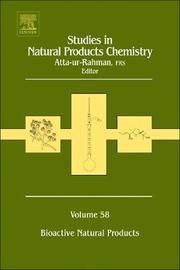Studies in Natural Products Chemistry: Volume 58
