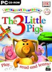 The Three Little Pigs  - Interactive Storybook for PC Games