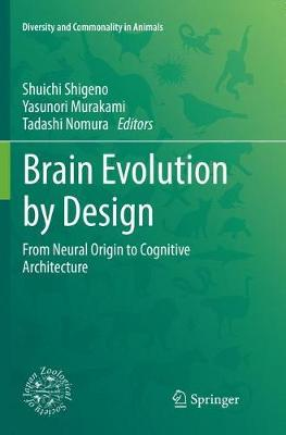 Brain Evolution by Design image
