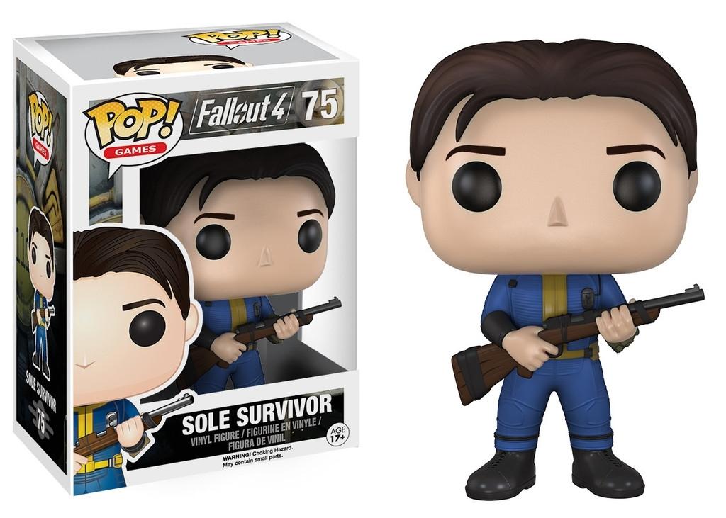 Fallout - Sole Survivor Pop! Vinyl Figure image