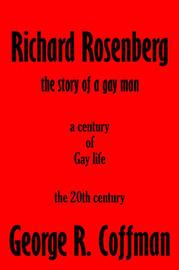 Richard Rosenberg by George R. Coffman image