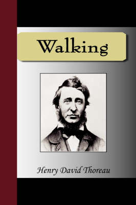 Walking by Henry David Thoreau image