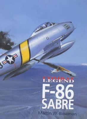 F-86 Sabre by Martin Bowman