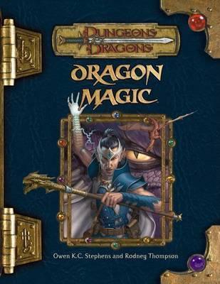 Dragon Magic by Jennifer Clarke Wilkes