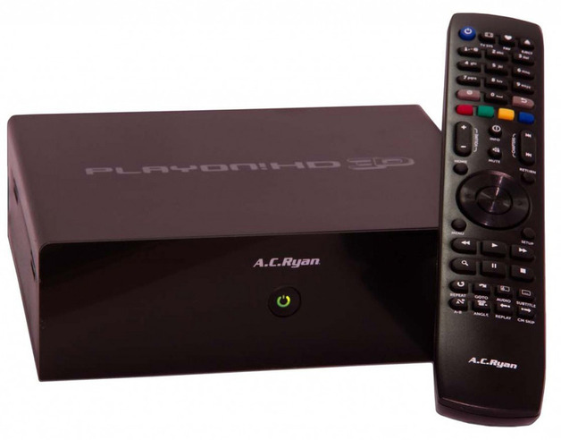 AC Ryan ACR-PV73900 Media Player Drivers for PC