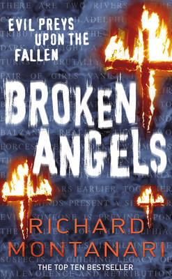 Broken Angels by Richard Montanari image