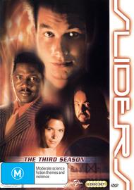Sliders - Season 3 on DVD