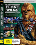 Star Wars: The Clone Wars - Season 3 Volume 4 DVD