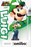 Nintendo Amiibo Luigi - Super Mario Bros. Figure for Nintendo Wii U