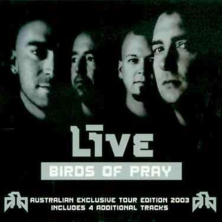 Birds Of Pray by Live image