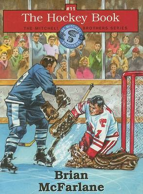 The Hockey Book by Brian McFarlane image