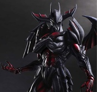 Monster Hunter X: Play Arts Kai - Diabolos Armour (Rage Series) Figure