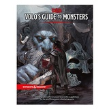 Dungeons & Dragons: Volo's Guide to Monsters by Wizards RPG Team