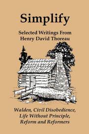 Simplify by Henry David Thoreau