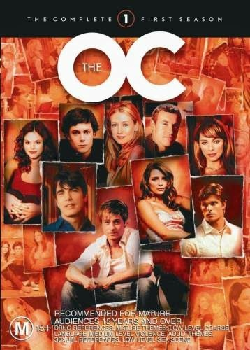 The O.C. - The Complete First Season (7 Disc Box Set) on DVD