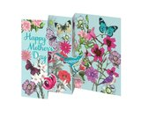 Happy Mother's Day Butterflies Card