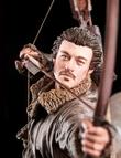 The Hobbit: Bard the Bowman - 1:6 Scale Replica Statue