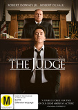 The Judge on DVD