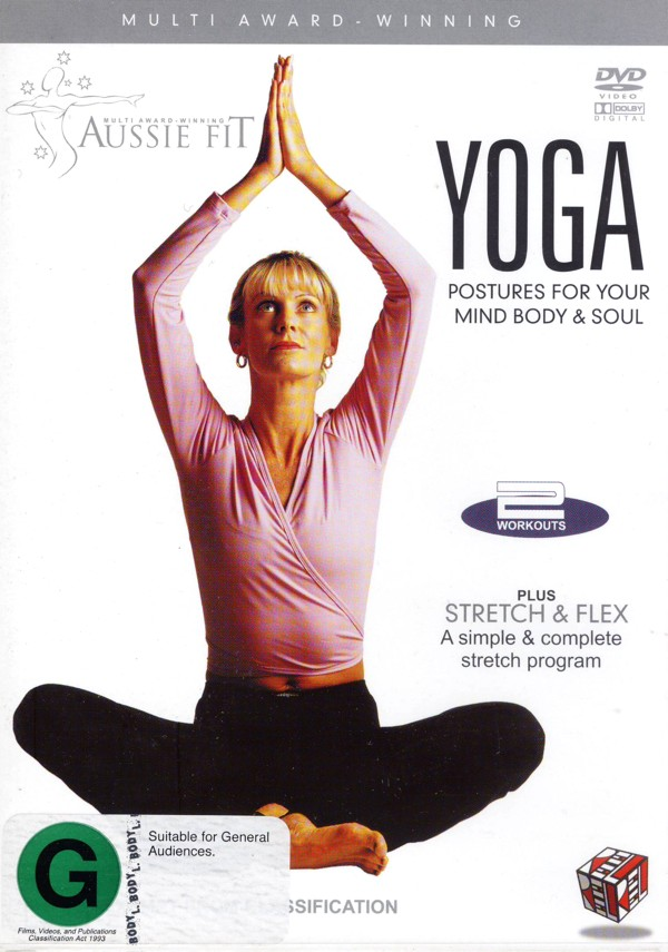 Aussie Fit - Yoga on DVD image