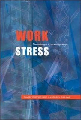 Work Stress by David Wainwright image