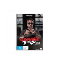 Garage Rehab - Season 1 on DVD