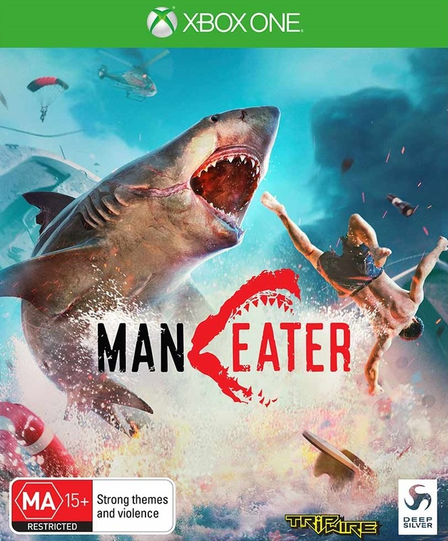 Maneater Day One Edition for Xbox One