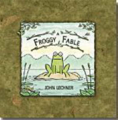 A Froggy Fable by John Lechner image