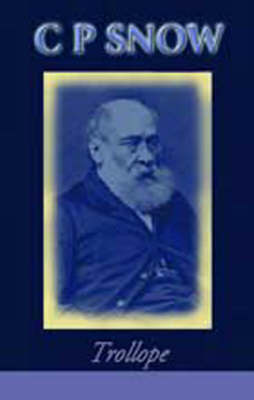 Trollope by C.P. Snow image