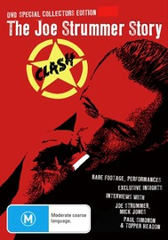 The Clash: Joe Strummer Story on