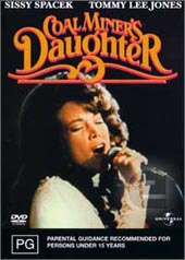 Coal Miner's Daughter on DVD